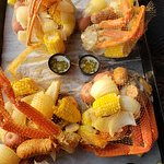 Seafood boil special