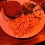 BLT Cheeseburger - mmmmmm