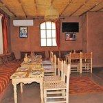 salon restauration marocain