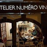 Bild från Atelier Numero Vin