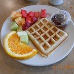 fruit/waffle