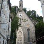Ends at the wonderful St. Blasius Church