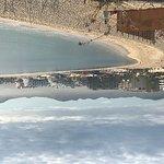 Medano Beach taken from Resort