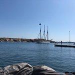 Gullholmens Gästhamn Foto
