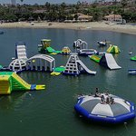 Inflatable Waterpark offers tons of fun - Open Memorial Day - Labor Day