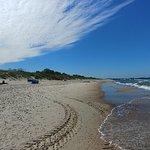 Nida Beach照片