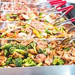 Global Kitchen Hot Food Buffet