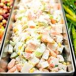 Global Kitchen Cold Salad Bar B