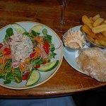 Crab salad (superb!)