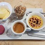 Le cafe gourmand ... un delice..