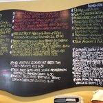 Full menu, I'd be here all day choosing!