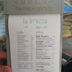 Foto de La Brezza Net Art Cafe