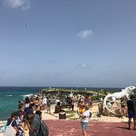 Southern tip of Isla Mujeres