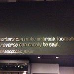 国家足球博物馆照片