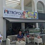 Foto de Metropolis Bar Cafe