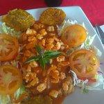El plato típico, y el recomendado (por mí y por ellos)