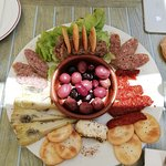Maltese platter for two