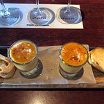 Soup and Grilled Cheese Sandwiches