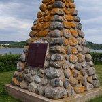 Mémorial pour les premiers arrivants