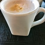 My Latte made with Italian Lavazza coffee beans.