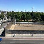 柏林墙纪念馆照片