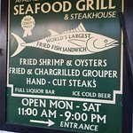 Foto de Apalachicola Seafood Grill & Steakhouse