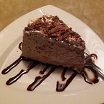 Puleo's Grill Chocolate Mousse cake