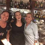 Dream Team, we are here for you. Marjo, Laura and Stephanie!