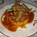 My Osso Buco dish