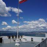 Top of the Moorish Castle..Gibraltar.