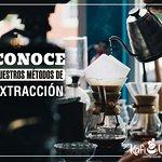 Tenemos más de diez maneras diferentes de tomar un café. ¿Cuál es tu preferida?  #chemex #sifón