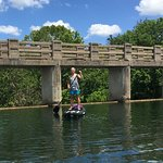 Tower Paddle Board from Float Eureka