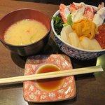 澤崎水産 海鮮食堂の写真