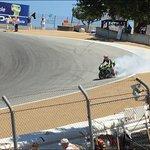 Foto Mazda Raceway Laguna Seca