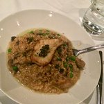 Risotto for mains - SUPERB!
