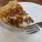Pecan cheesecake.  Mmmmmm AWESOME!!!!