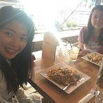 we enjoyed nasi goreng and mee goreng