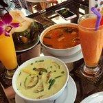 Foto de Restaurant at Lillo Island Resort