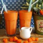 Морковные напитки