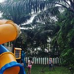 Kids Mania outdoor play ground