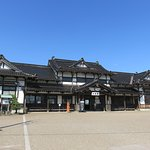 Former Taisha Station