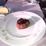 Argentinian Solomillo Fillet Steak with baked potato