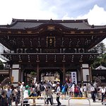 成田山新勝寺 総門