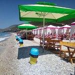 Enjoy the vacation in Ferrarri Beach 😀😀😀😀