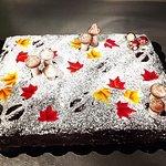 Chocolate, frutos del bosque y más chocolate
