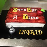 """Tarta """"Once upon a time"""""""