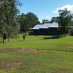 Grounds of Hermitage Lodge ...