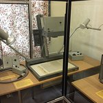 Stasi Museum analysis equipment