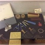 Stasi Museum forging equipment