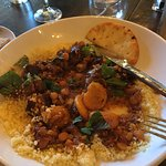 Lamb Tagine - lamb & apricots cooked to perfection